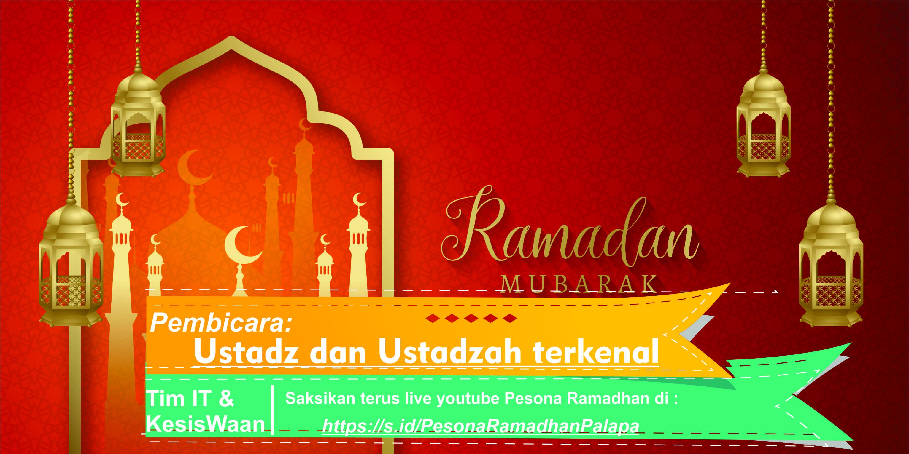 Pesona Ramadhan 1442 H SMK Palapa